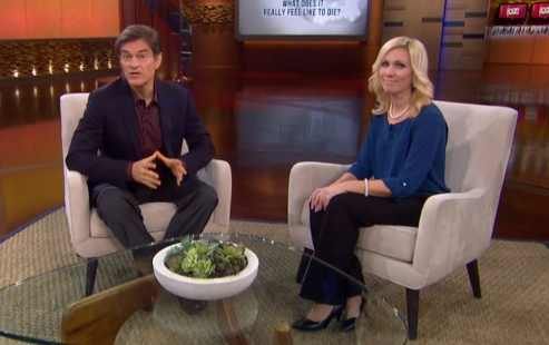 Part I: Dr. Oz and Melanie Pritchard